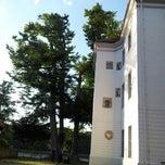 Photo taken at Jagdschloss Grunewald by Justine C. on 8/24/2013