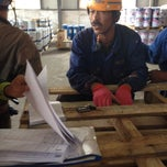 Photo taken at Cosco Zhoushan Shipyard Co., Ltd by Raivis Z. on 11/8/2013