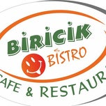 Photo taken at Biricik Bistro Cafe & Restaurant by Biricik Bistro Cafe & Restaurant on 11/14/2013