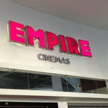 Photo taken at Empire Cinema by Rez on 6/1/2013