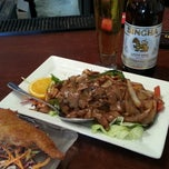 Photo taken at Thai On Main by Dwight M. on 8/16/2013
