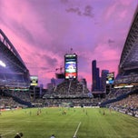 Photo taken at CenturyLink Field by sir steven paul s. on 9/5/2013