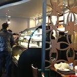 Photo taken at Starbucks by Gran K. on 1/20/2013