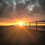 Photo taken at St. Joseph South Pier (at Silver Beach) by Chris B. on 6/13/2014