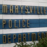 Photo taken at Marysville Police Department by Sheepdog .. on 3/20/2013