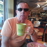 Photo taken at Ruby K's Bagel Cafe by Helen S. on 9/7/2013