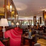 Photo taken at Hotel Bristol Geneva by Hotel Bristol Geneva on 9/18/2014