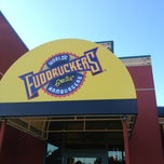 Photo taken at Fuddruckers by Brandon L. on 8/8/2013