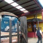 Photo taken at Terminal de Buses Cruz del Sur by Fabi C. on 2/17/2013