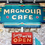 Photo taken at Magnolia Cafe by Jeremi K. on 3/10/2013