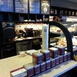 Photo taken at Starbucks by Сергей Щ. on 2/17/2013