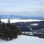Photo taken at Gunstock Mountain Resort by momo on 3/2/2013