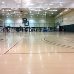 Photo taken at Russell Gymnasium by Dylin M. on 3/5/2013