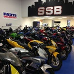Photo taken at Simply Street Bikes by Matt J. on 10/30/2013