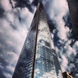 Photo taken at The Shard by Ellis T. on 8/2/2013