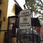 Photo taken at Chen's Gourmet Restaurant by Russ P. on 10/28/2013