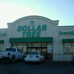 Photo taken at Dollar Tree by Kirsten P. on 1/31/2013