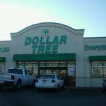 Photo taken at Dollar Tree by Kirsten P. on 1/31/2013