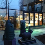 Photo taken at Beaverton Police Station by Oksana Y. on 2/5/2013