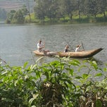 Photo taken at Bunyonyi Overland Resort by Su Z. on 1/31/2015