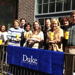 Photo taken at Duke Undergraduate Admissions by Sarah A. on 3/14/2013