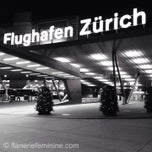 Photo taken at Zürich Airport (ZRH) by flânerie f. on 7/9/2013