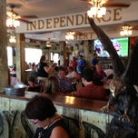 Photo taken at Ropewalk - A Fenwick Island Oyster House by @followfrannie B. on 8/31/2013