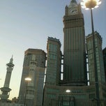 Photo taken at Zam Zam Tower Jam Besar by Mawardi S. on 2/13/2013