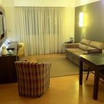 Photo taken at Four Points by Sheraton Curitiba by Gaston S. on 4/29/2013