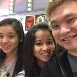Photo taken at BIG Cinemas by Walter T. on 2/20/2015