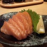 Photo taken at Sushi Tei by Billy H. on 3/23/2013