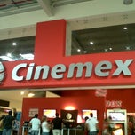 Photo taken at Cinemex by Daniel P. on 3/27/2013