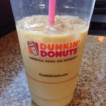 Photo taken at Dunkin Donuts by Sylvia P. on 10/29/2013