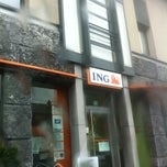 Photo taken at ING by Karin S. on 8/24/2013