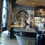 Photo taken at Starbucks Coffee by Pablo G. on 6/5/2013