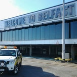 Photo taken at Belfast International Airport (BFS) by Valters J. on 4/3/2013
