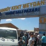 Kadıköy Tarihi Salı Pazarı tarihinde Cemaliye A.ziyaretçi tarafından 7/23/2013'de çekilen fotoğraf