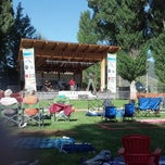 Photo taken at Victor City Park by Josh W. on 7/24/2014