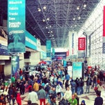Photo taken at Jacob K. Javits Convention Center by Maggie M. on 4/7/2013