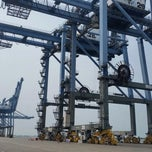 Photo taken at Berth 20, Northport, Port Klang by Jai O. on 11/3/2014