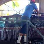 Photo taken at San Marcos Hand Car Wash by Nykie S. on 2/14/2014