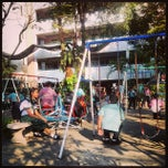 Photo taken at โรงเรียนพร้อมพรรณวิทยา by Photoshot H. on 1/28/2014