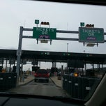Photo taken at Pennsylvania Turnpike by Mark D. on 3/17/2013