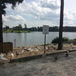 Photo taken at Lake Tobosofkee by Stacy on 7/28/2013