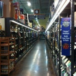 Photo taken at Total Wine & More by Lizz G. on 1/1/2013