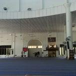 Photo taken at Masjid Nasiruddin Shah by Wan Muhammad H. on 2/13/2013