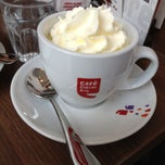 Photo taken at Coffee Day by Peter A. on 3/23/2013