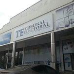 Photo taken at Tribunal Electoral by Julio B. on 3/5/2013