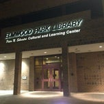 Photo taken at Elmwood Park Public Library by Reneé Lee G. on 4/9/2013