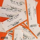 Photo taken at Ryerson Theatre by Matthew S. on 9/7/2013